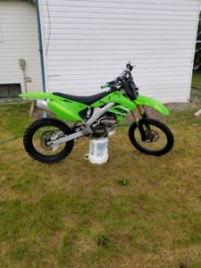 2008 kxf 250
