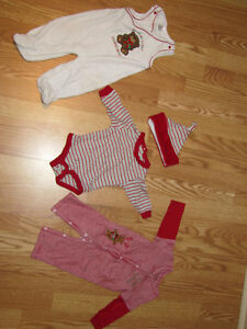 Christmas Outfits (6 months)