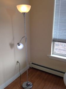 Floor lamp for sale!