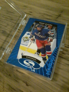 1998-99 Upper Deck Collector choice hockey cards