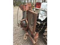 Farmi Tractor winch