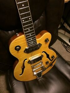 The Coolest - Epiphone Wildcat with Bixby Vibrato