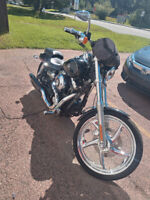 Harley Davidson Wide Glyde 2012