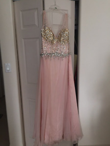 Beautiful Prom dress  XL 16-18