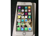 Apple iPhone 6 16 gb gold on EE