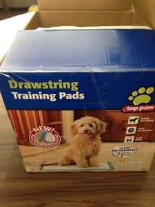 Training pads for puppies