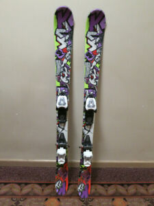 K2 Juvy Twin-tip Skis 125 cm