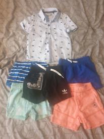 Boys clothing joblot 6-9 months