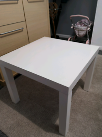 Small IKEA side or coffee table