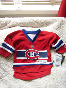 Childs Montreal Canadians Jersey