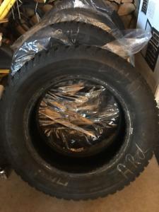pneu d hiver winter quest