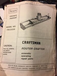 Router Crafter