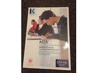 ACCA P2 Corporate Reporting Kaplan Study Full Set