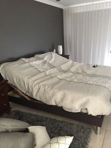 bed European electric king size with remote