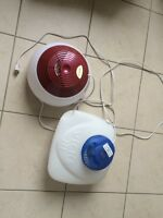 Two humidifiers-super clean well maintained