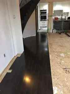 Hardwood, Laminate Flooring & Stair Installations Kitchener / Waterloo Kitchener Area image 1