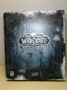 World of Warcraft Wrath of the Lich King Collector's Edition PC