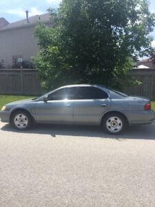 1999 Acura TL 3.2L