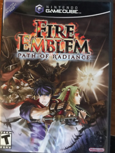 GAMECUBE Fire Emblem Path of Radiance - USED
