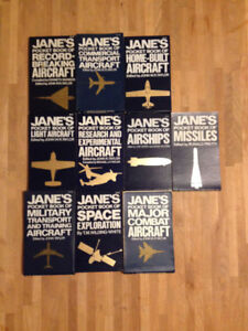 Janes Aviation Pocket Books Aircraft Reference Military
