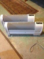 Sunbeam space heaters