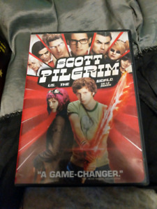 Scott pilgram vs. the world movie and manga books 2-6
