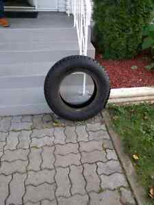 Winter Tires (4) size - 215/70r15