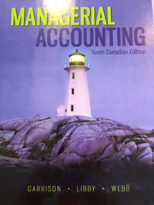 Managerial Accounting 10th