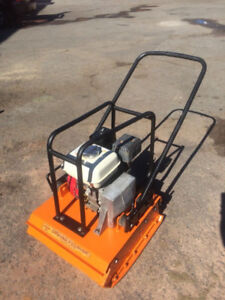 MBW Ground Pounder Plate Compactor - Tamper Honda GX160 USA