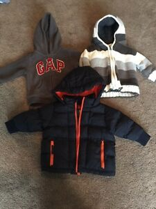 Lot of boys baby clothes (6-12 months)