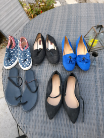 5 Pairs of Women's Shoes (all size 7)