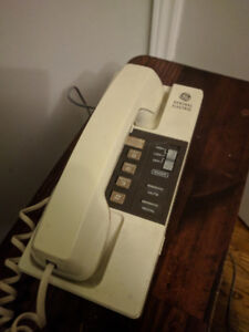 Vintage General Electronic Touchtone Phone