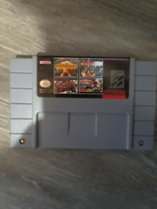 Snes 4 in 1 (earthbound)