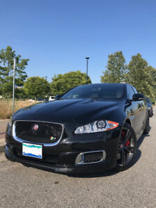 2015 Jaguar XJL R 550HP LOW KM Warranty