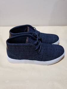 Marc New York by Andrew Marc Wythe Sneakers Blue Men Size 8.5