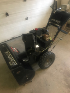 3 Snowblowers for sale