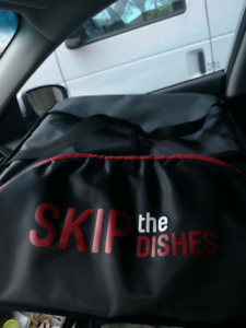 Brand new skip the dishes pizza bag $35