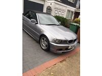 BMW 318ci - E46 Convertible Auto (Low Mileage) *£2,950* (Open to offers)