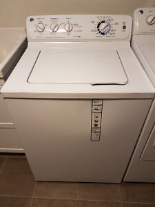 GE Commercial Quality Washer and Dryer in Excellent Condition!