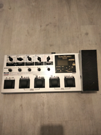 Korg guitar pedal