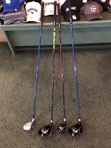 Variety of Golf Clubs For Sale