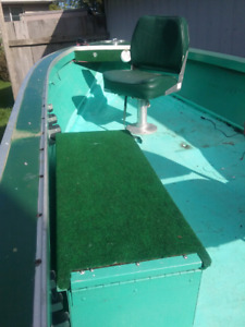14 ft. Starcraft boat and trailer reduced to 1,350.00 or obo