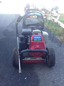 Pressure washer Honda GC160