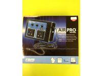 Hydroponic equipment RAM Air-pro twin fan speed controller