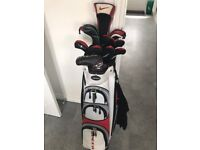 NIKE SLINGSHOT 5.0 with VRS 2.0 & ODYSSEY PUTTER and TROLLEY