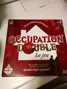 Jeu d'occupation double