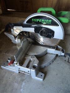 Superior Compound Chop saw