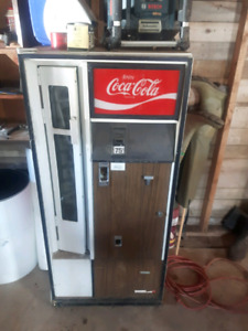 Collectible coke cooler