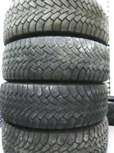 195 65 15 4 tires hiver mike 438 920 7116
