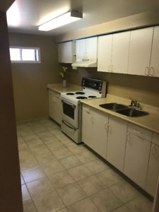 1 Bedroom Basement Apartment for RENT (Williams Pkwy & Torbram)